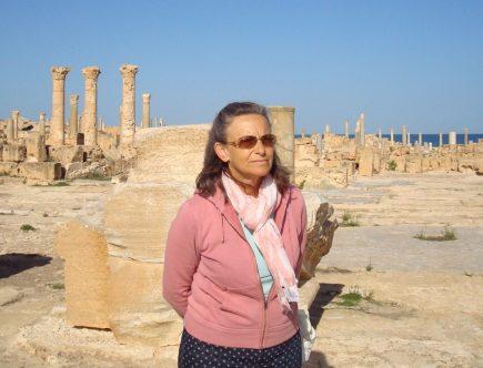 Isabella Tobino in Libia