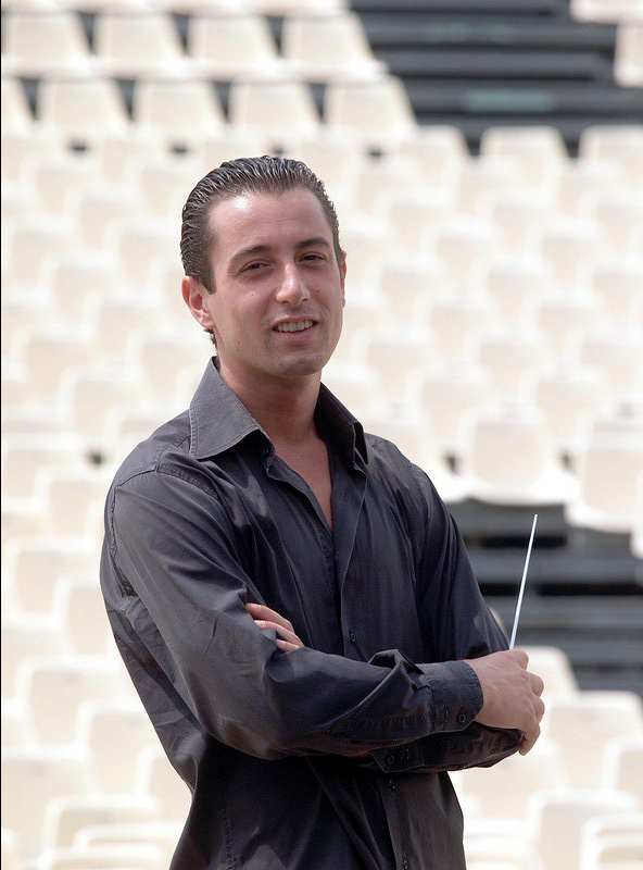 Valerio Galli foto di Aldo Umicini