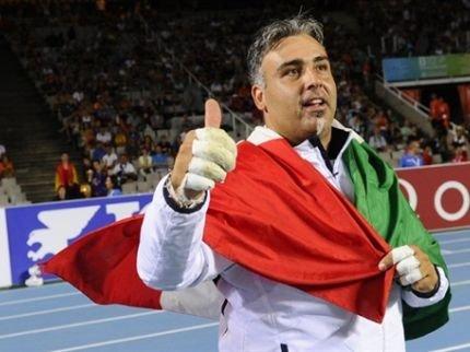Nicola Vizzoni fonte federazione italiana di atletica leggera
