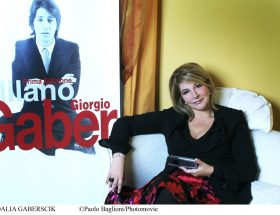 Dalia Gaberscik foto di Paolo Baglioni per Photomovie