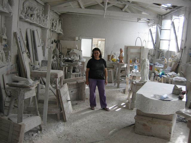 anat golandski nello studio
