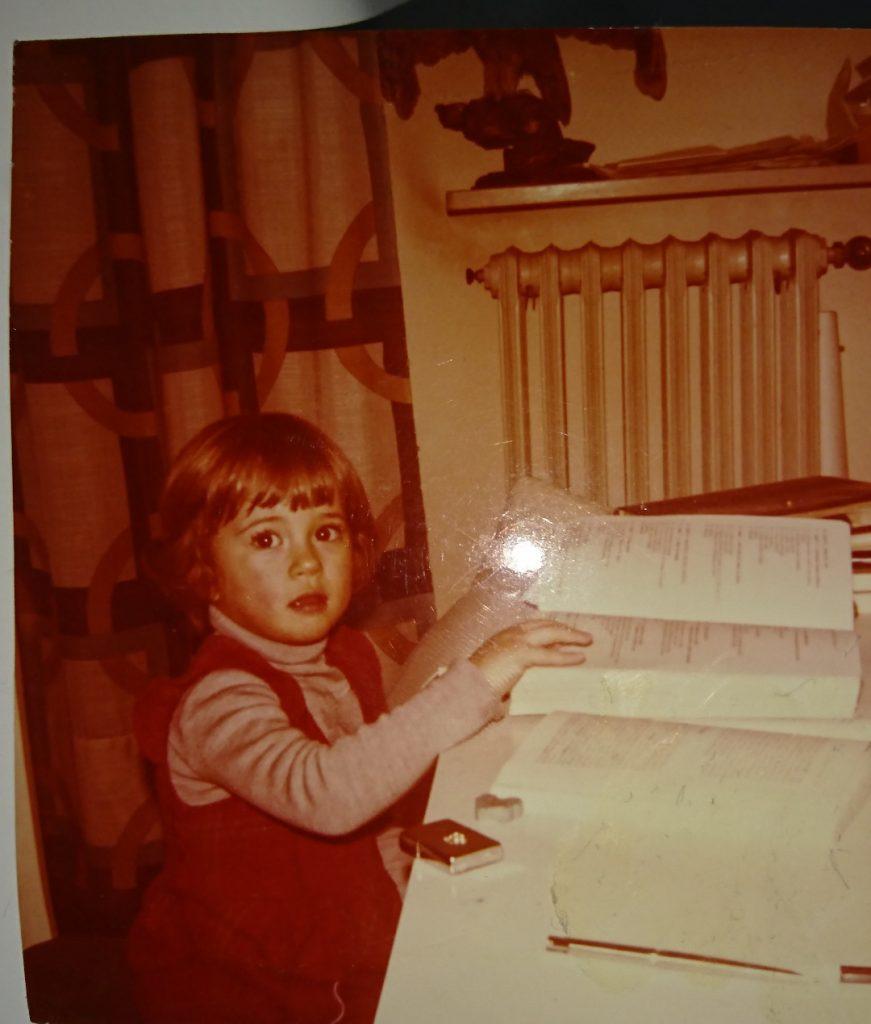 11 Chiara Pasetti da bambina
