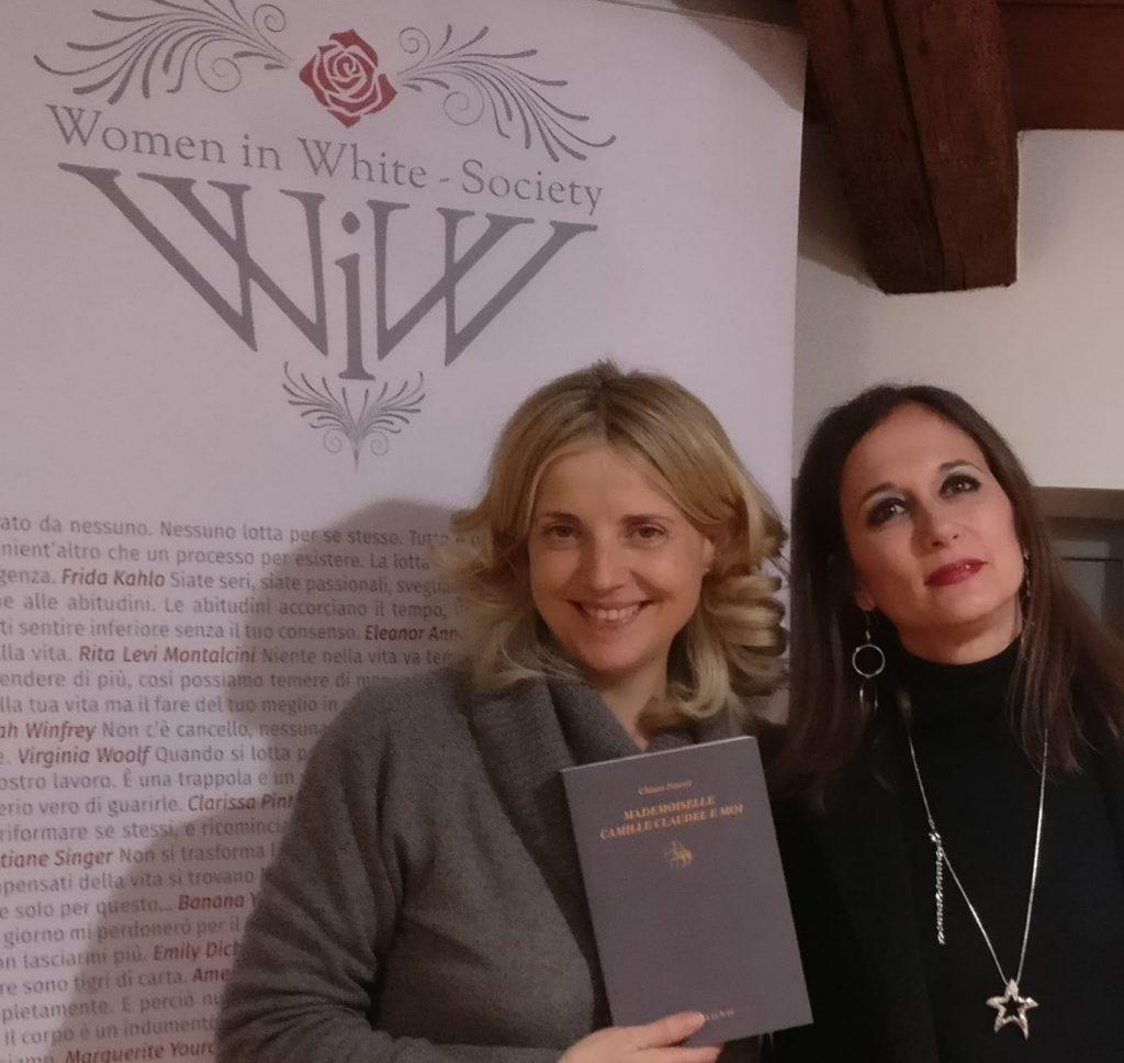 2 Chiara Pasetti con Paola Minussi, Como, gennaio 2020