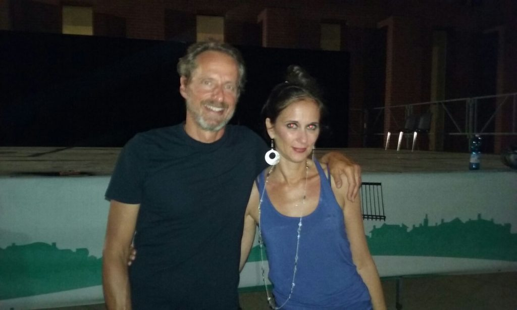 8 Chiara Pasetti e Alberto Giusta 6 luglio 2017