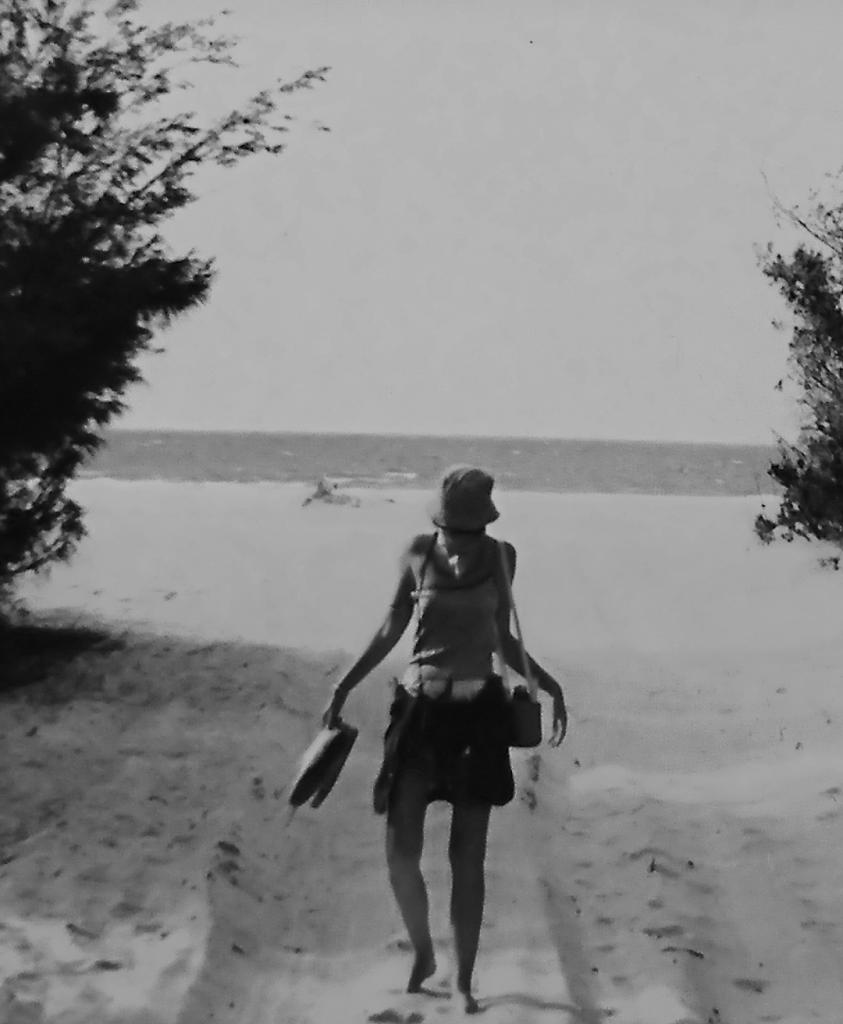 9 Chiara Pasetti in Senegal, estate 2001
