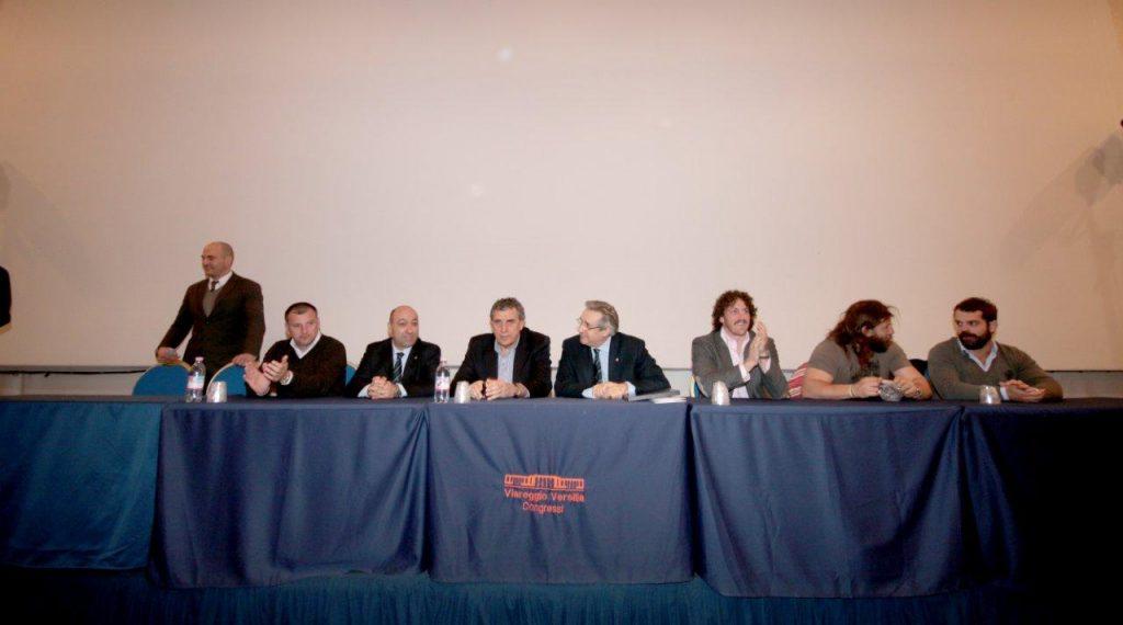 i titani conferenza stampa 1