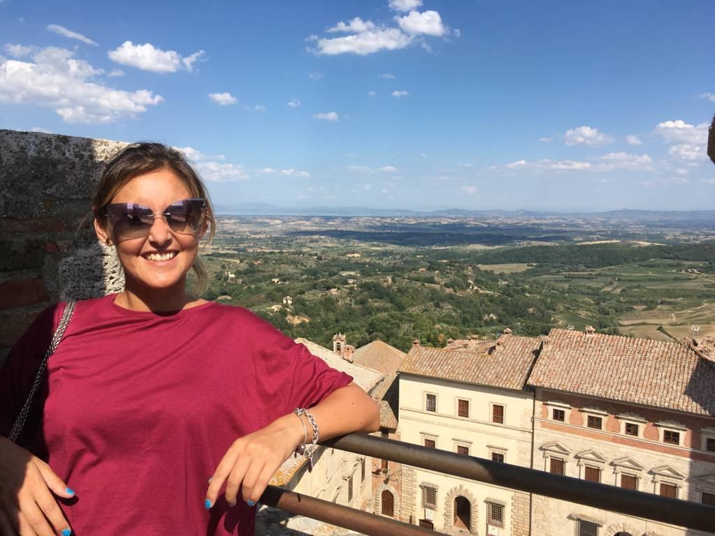 blogger raffaella martini a montepulciano