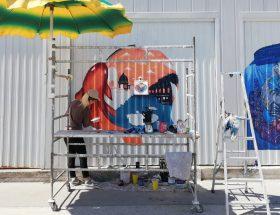 1 Pescatori di Porte a Viareggio i lavori in corso di Rebecca Ricci