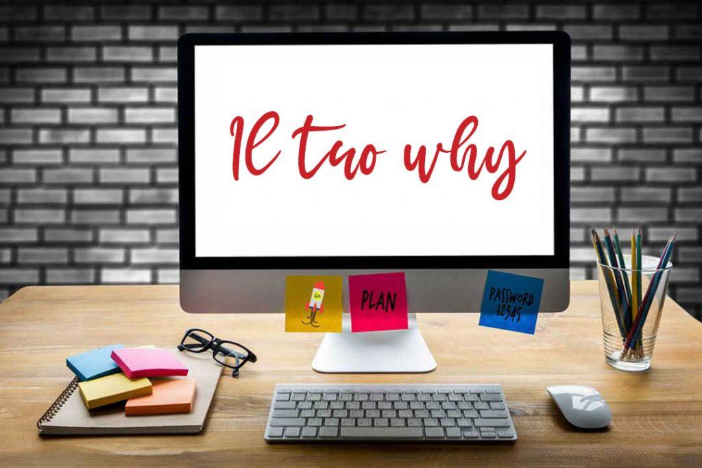 blogger il tuo why 1