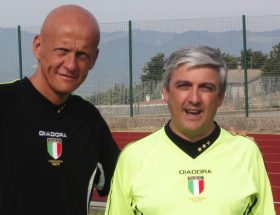 angelo pizzi con pierluigi collina