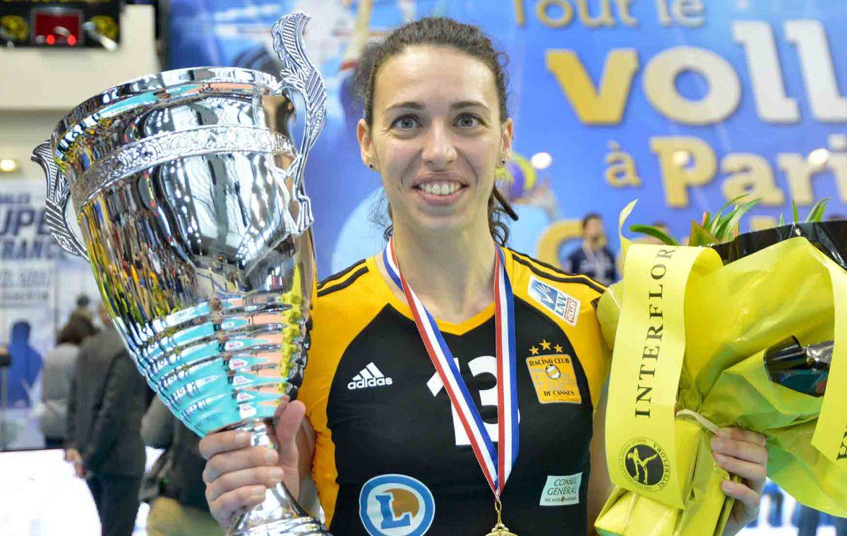 Nadia Centoni pallavolista italiana