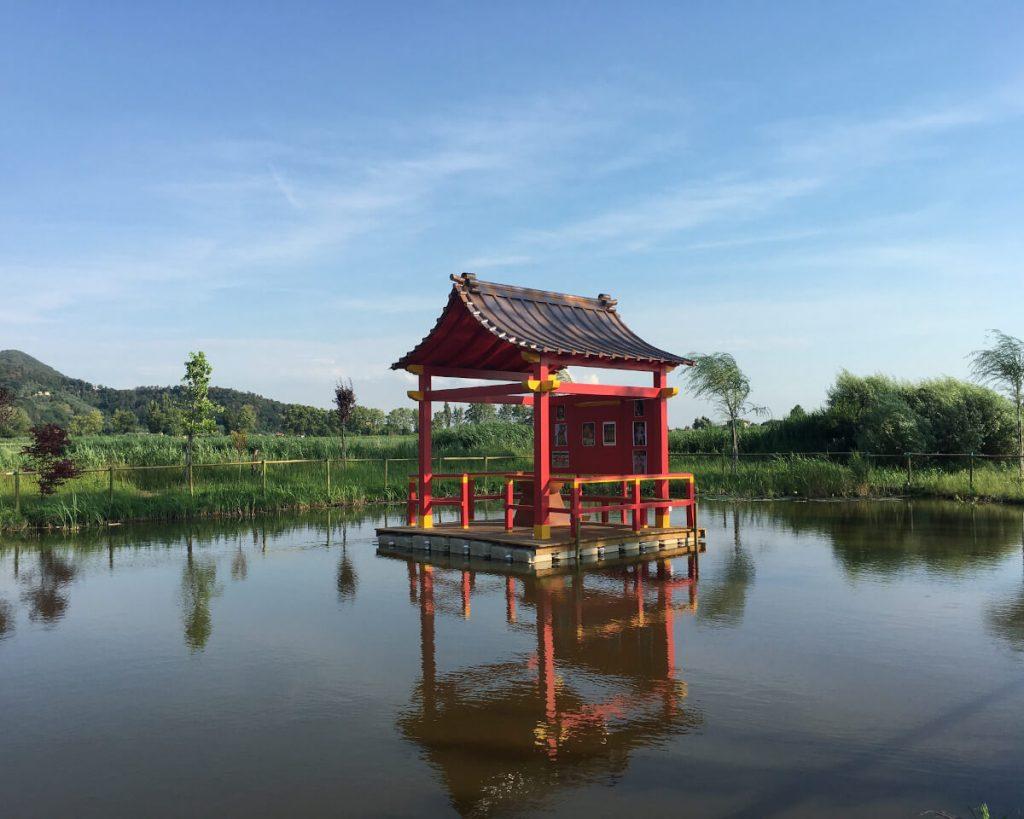 17 podere lovolio massarosa fondazione pomara scibetta la pagoda galleggiante