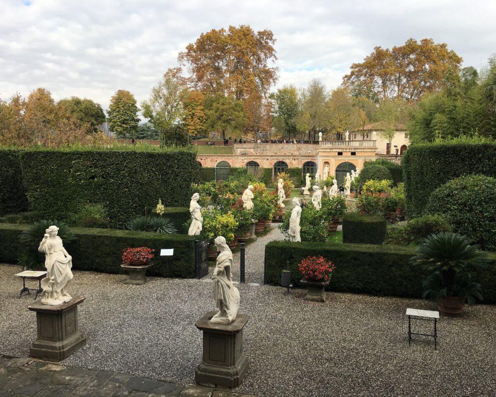 1 dettagli di toscana palazzo pfanner lucca