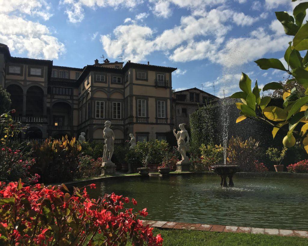 10 dettagli di toscana palazzo pfanner lucca