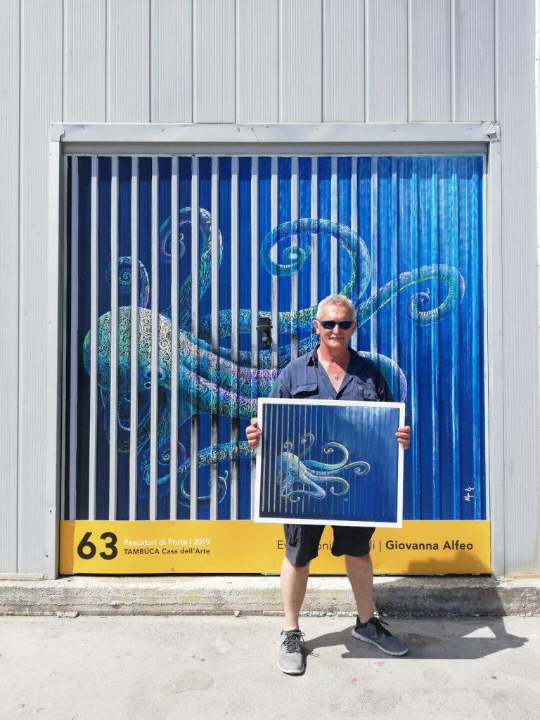 16 Pescatori di Porte a Viareggio i lavori finiti