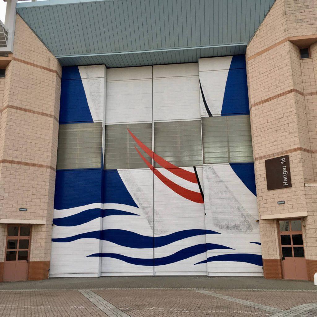 2 IMG_E7941 portoni hangar cittadella del carnevale di viareggio