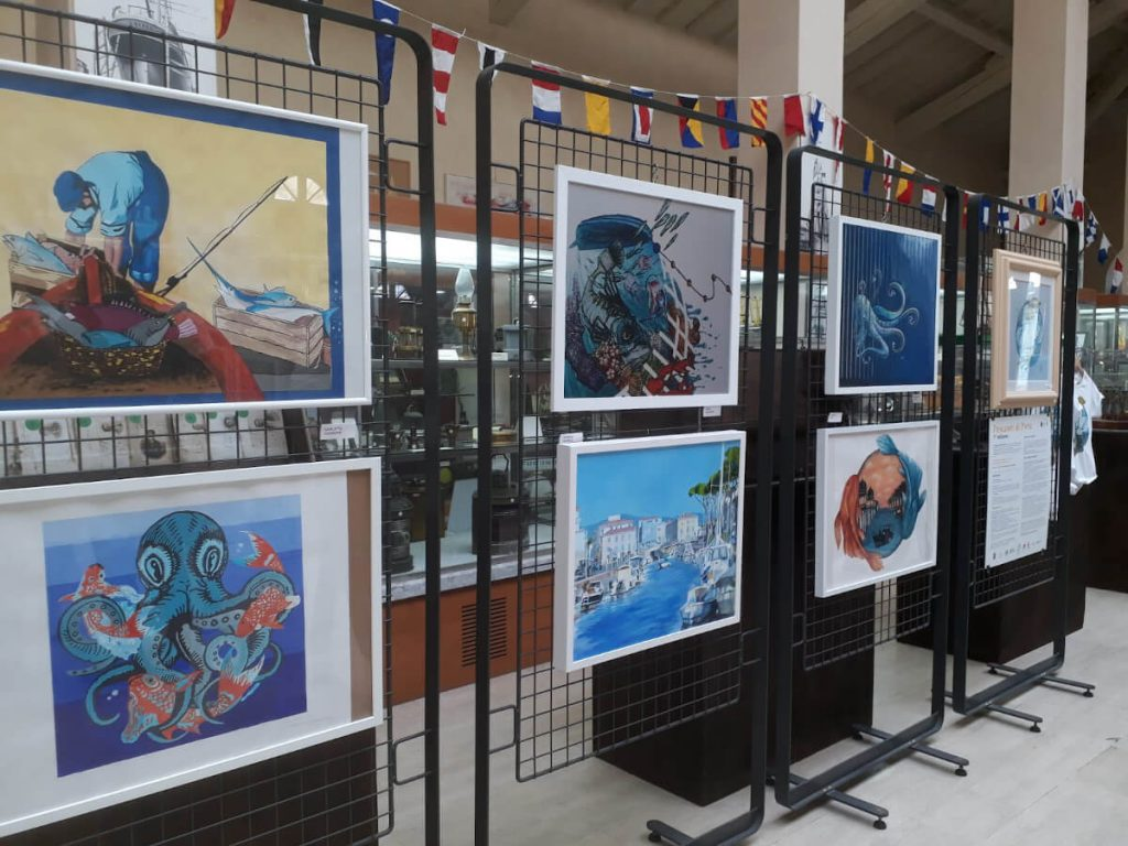 21 Pescatori di Porte a Viareggio la mostra al Museo della Marineria