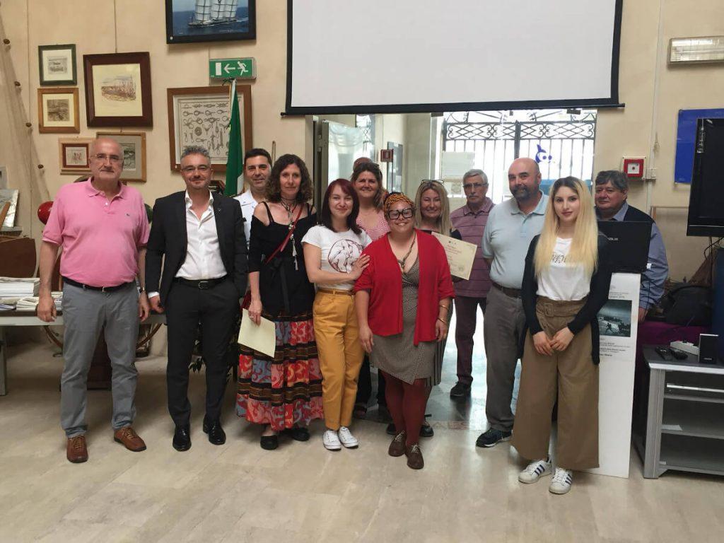 22 Pescatori di Porte a Viareggio la premiazione al Museo della Marineria