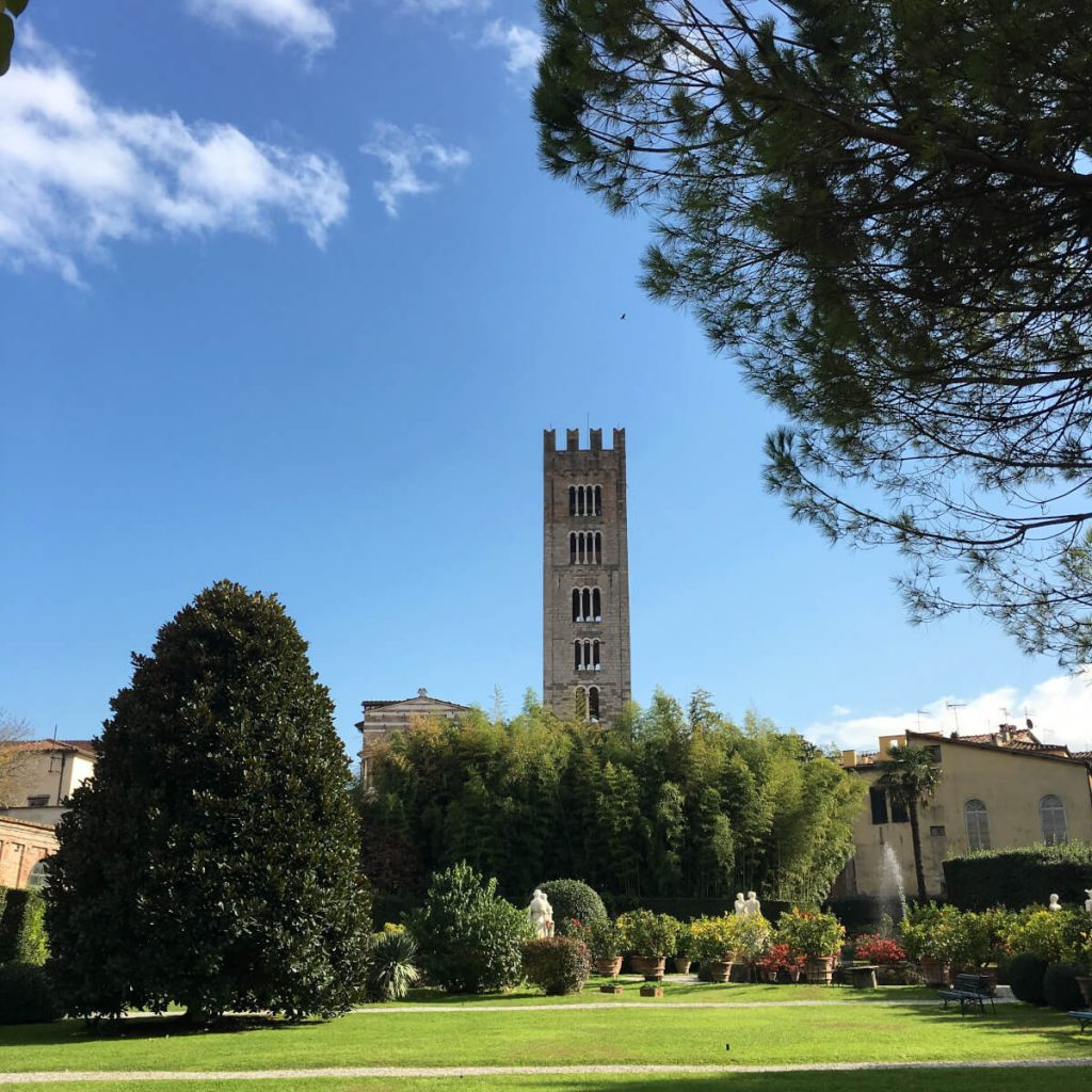 22 dettagli di toscana palazzo pfanner lucca