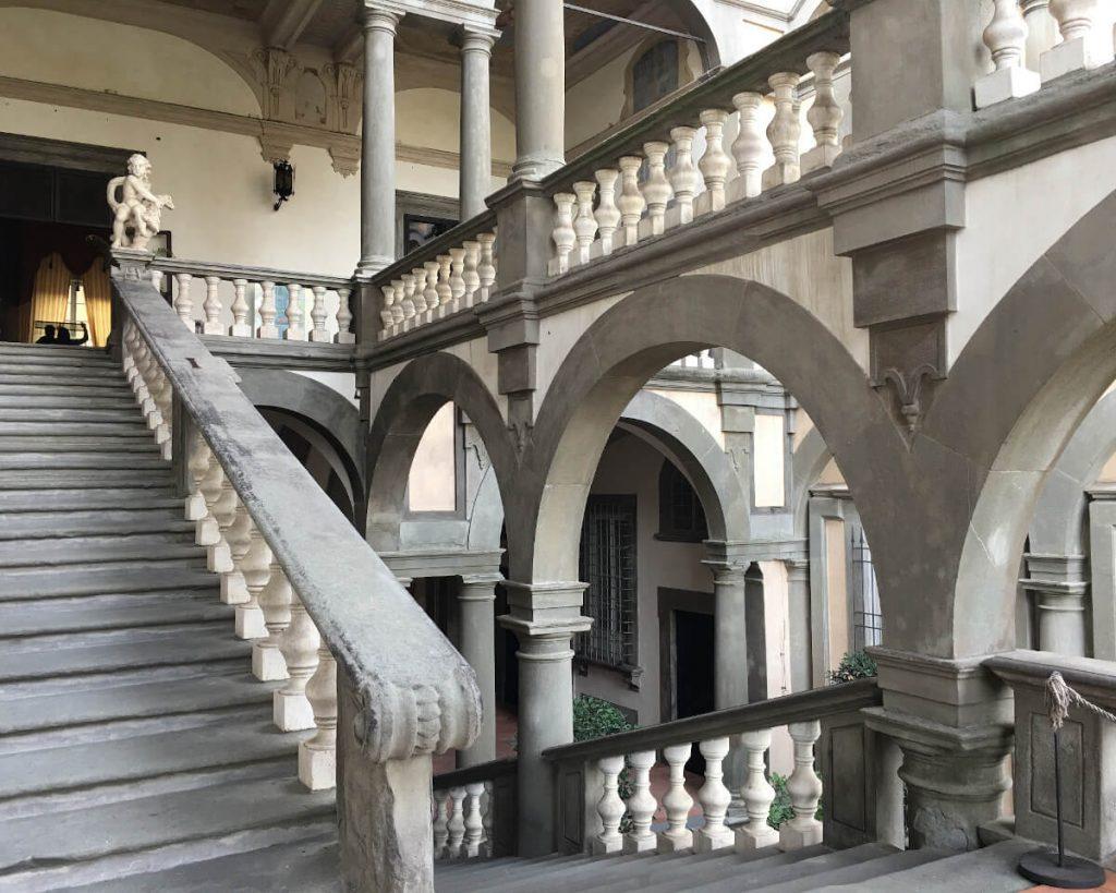 33 dettagli di toscana palazzo pfanner lucca