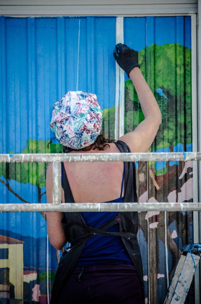 8 Pescatori di Porte a Viareggio i lavori in corso di Federica Filippelli