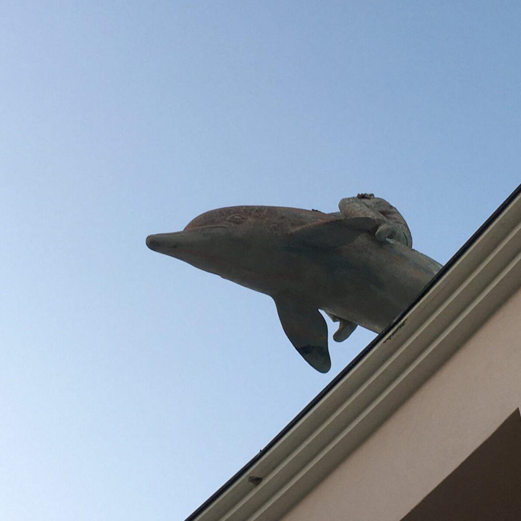 cittadella del carnevale di viareggio 1 gli arredi delfino