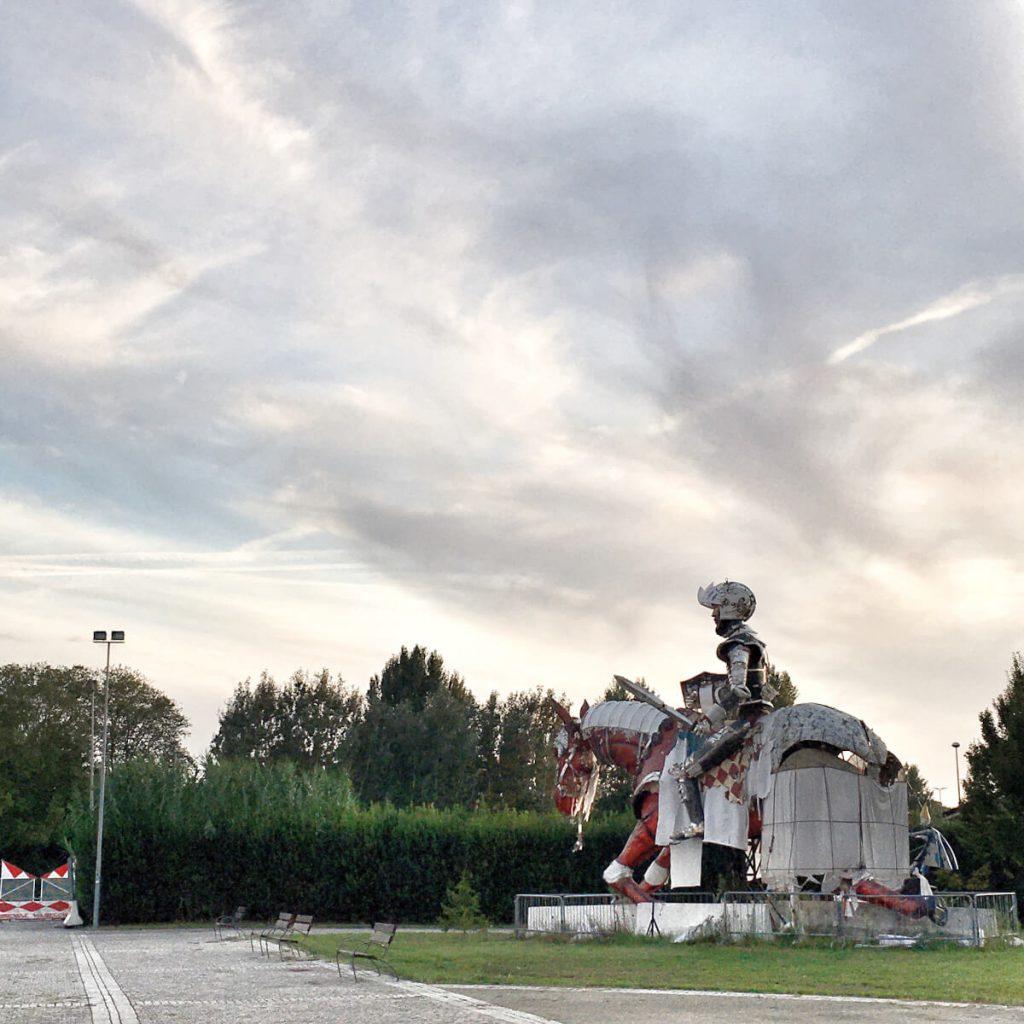 cittadella del carnevale di viareggio 3 gli arredi