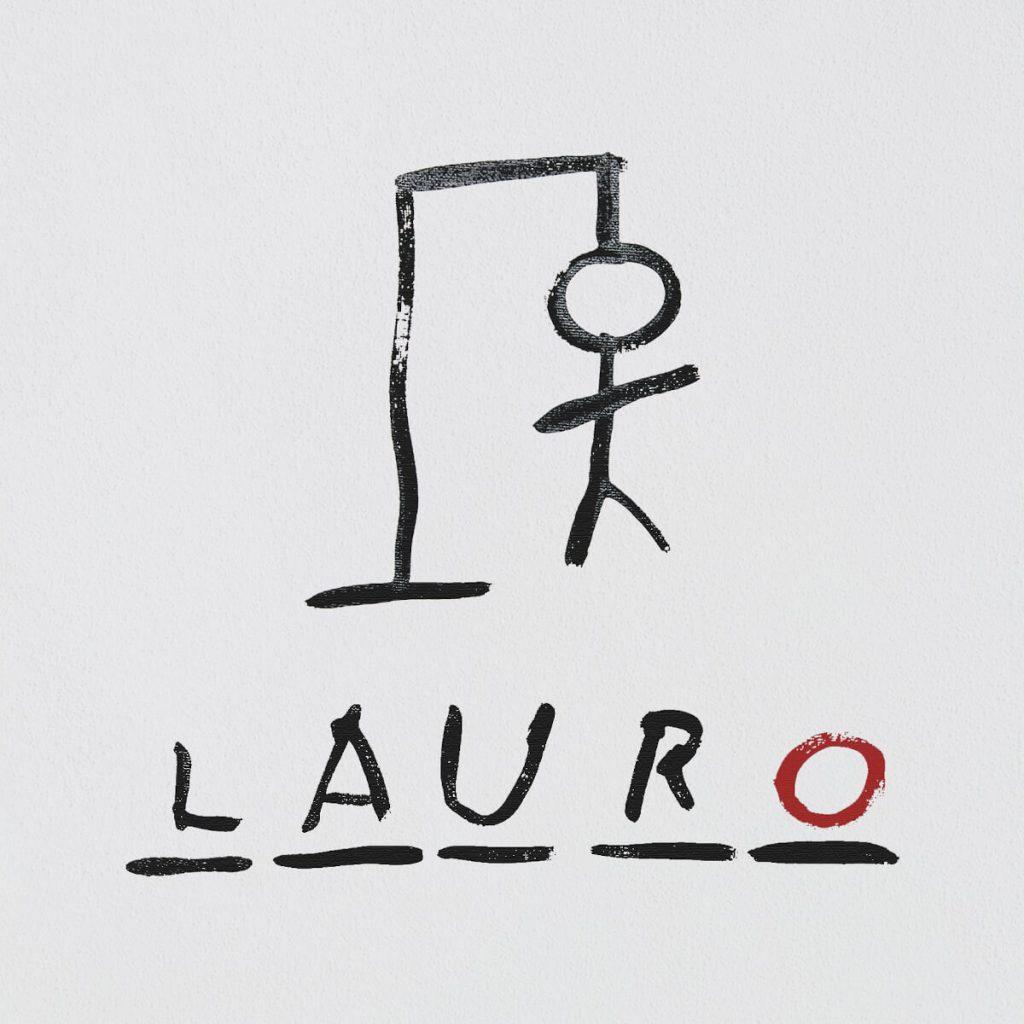 LAURO di Achille Lauro copertina