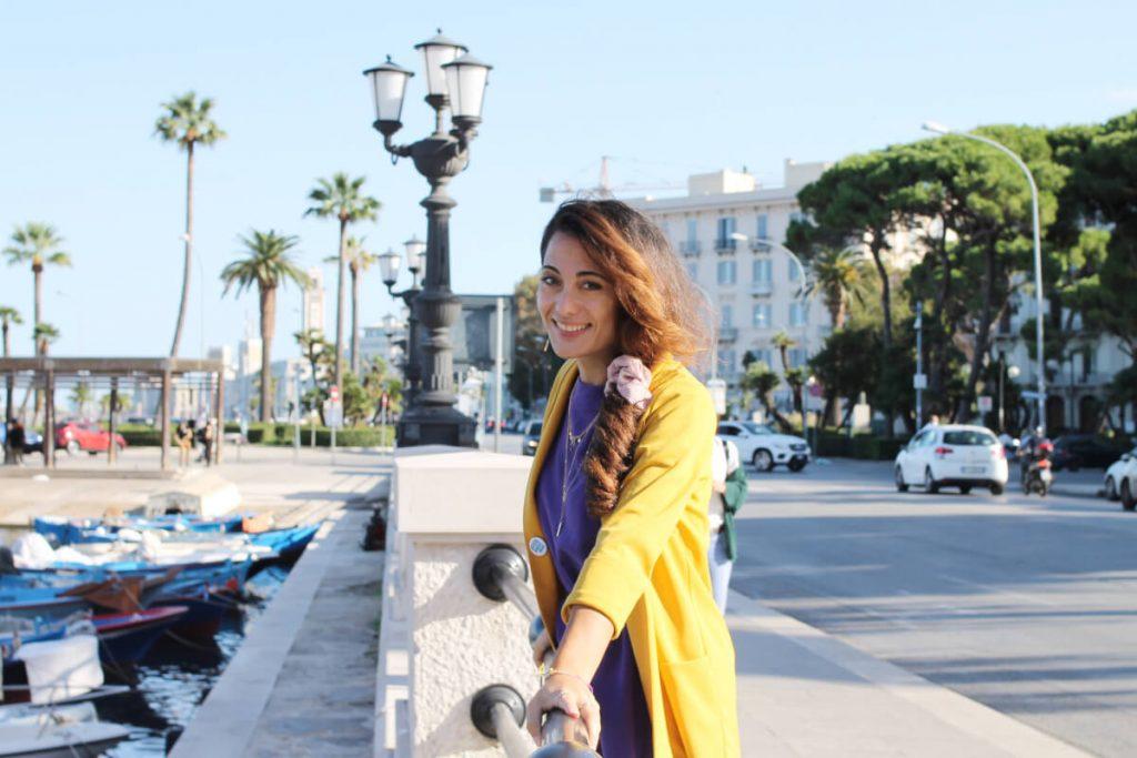 sabrina barbante travel blogger e blogging coach